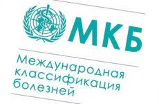 Код МКБ-10: вирусные бородавки в международной классификации болезней